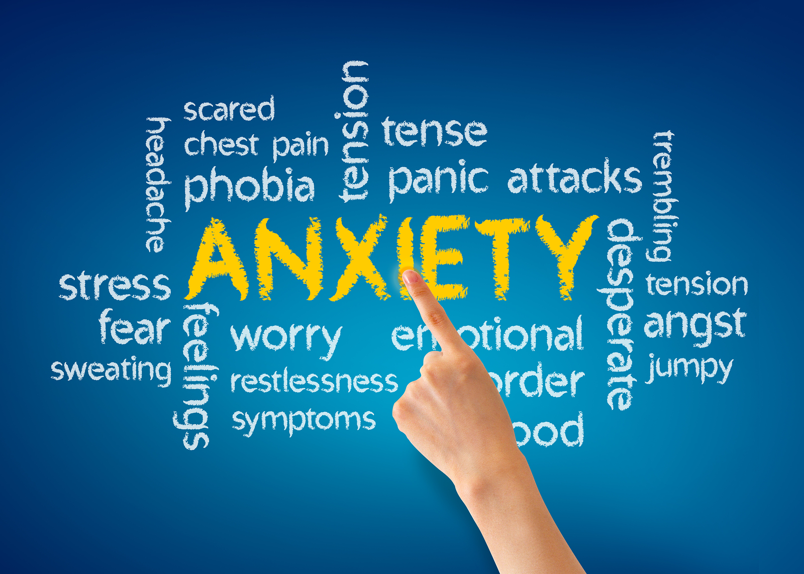 94c846b8abcc ADHD and anxiety are two different mental disorders that may have similar  symptoms. It is noteworthy that ADHD and anxiety often go hand in hand.